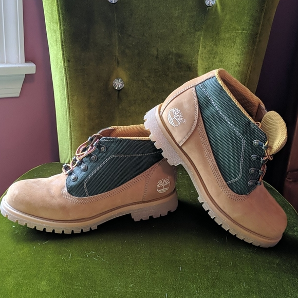 Womens Timberland Nellie Vintage Ankle